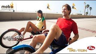 Mobo Triton Pro: The Ultimate Three Wheeled Cruiser