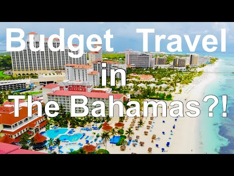 Budget Travel Possible in the Bahamas??  Travel to Bahamas.