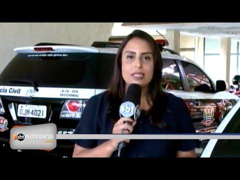 Operação Cronos: policiais civis cumprem mandados na região