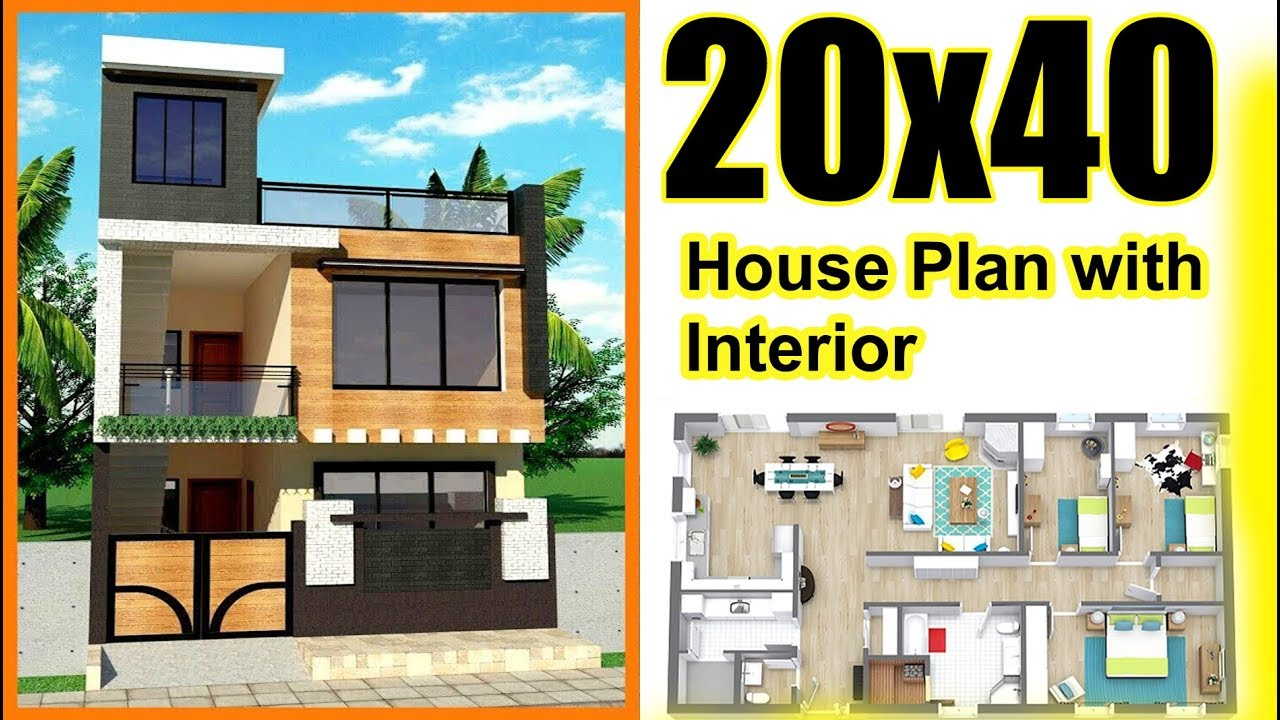 800 Sq Ft House Design With Car Parking Youtube