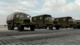 ArmA II Operation Arrrowhead Gameplay, vehicles, and weapons. (Maxed out Graphics)