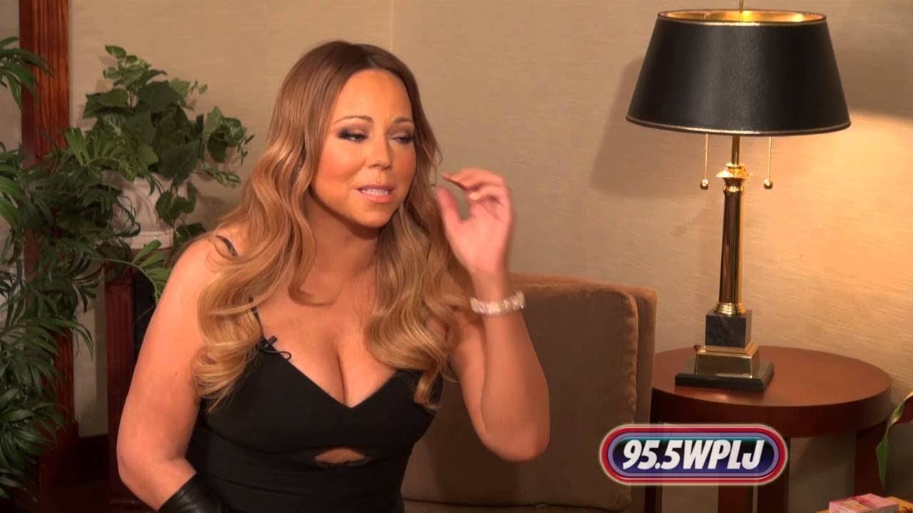 Mariah Talks About Ariana Grande In Rare Interview Parody Youtube