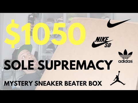 1 050 sole supremacy