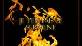 Cléopâtre - Le serment