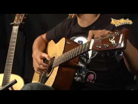 [搖滾教室 木吉他教學] 如何選購木吉他1 - 創作吉他手 舒喆