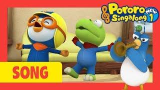 EP2 Good Morning | Pororo Sing Along Show (Full HD) | Nursery Rhymes for Kids | Pororo