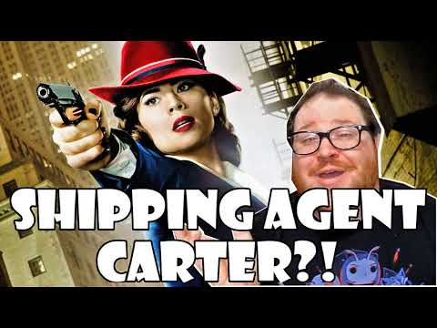 Shipping Agent Carter?!