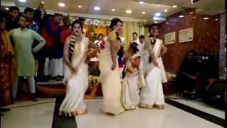 paniwala dance ......... :D @habib n sheuli 's holud