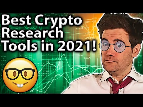 TOP 10 BEST Crypto Research Tools: 2021 Edition!! 🤓
