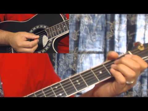 Guitar Tutorial - In Your Eyes - Peter Gabriel