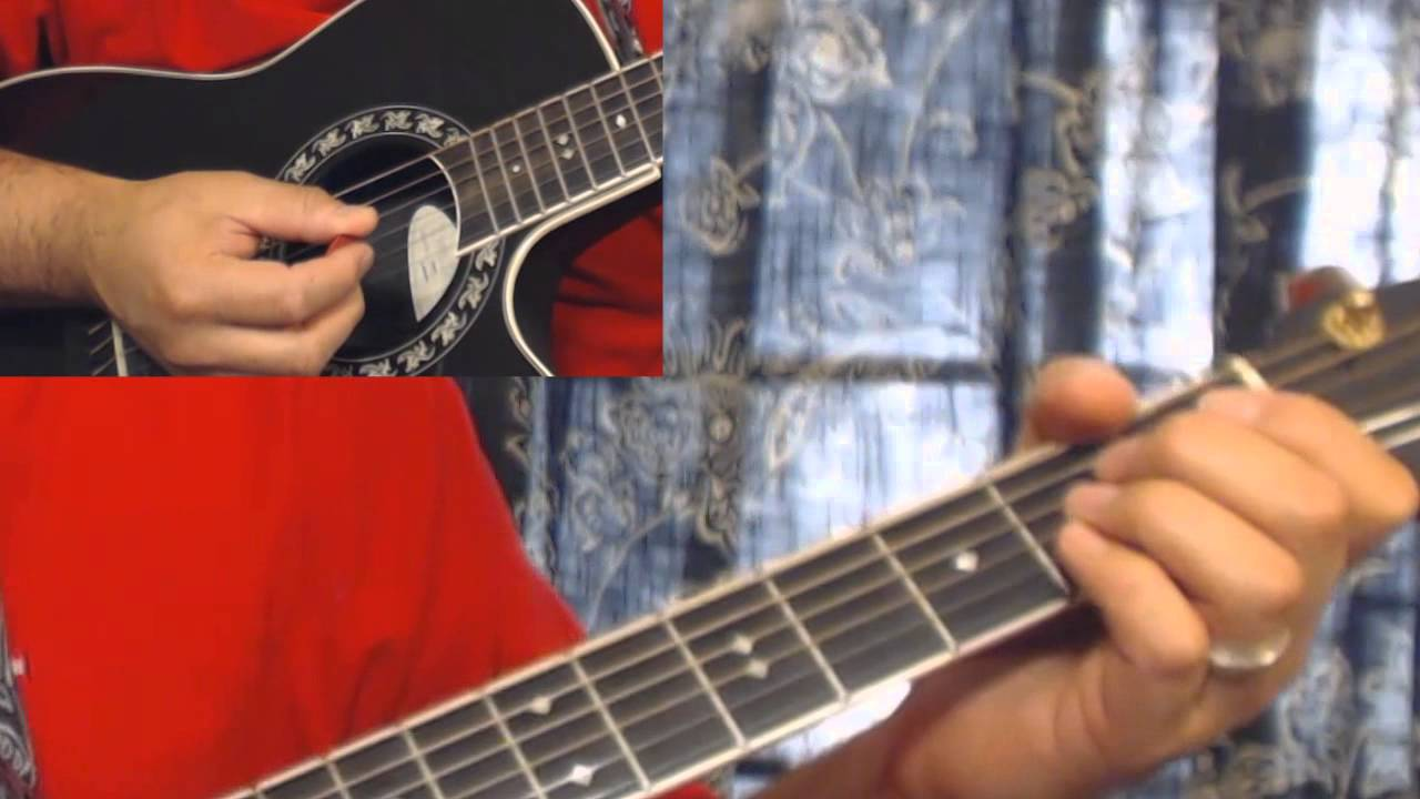Guitar Tutorial In Your Eyes Peter Gabriel Youtube
