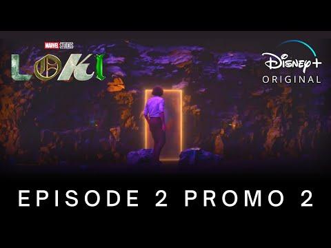 Marvel Studios' LOKI | EPISODE 2 PROMO TRAILER 2 | Disney+