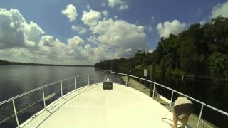 St Johns River Cruise on Great Harbour N47