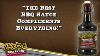 The Best BBQ Sauce Compliments Everything!