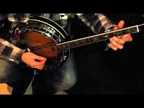 Auld Lang Syne on tenor banjo / Irish Banjo - YouTube