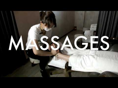 Champagne & Massages? It's Definitely The Right Spot