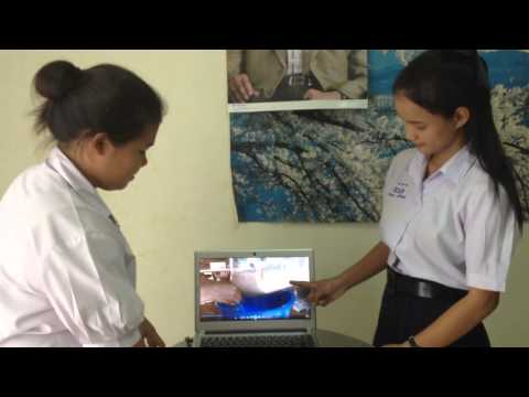 โครงงาน พัฒนาสื่อการสอนรูปแบบวีดีโอ เรื่อง การทำน้ำมันเหลือง