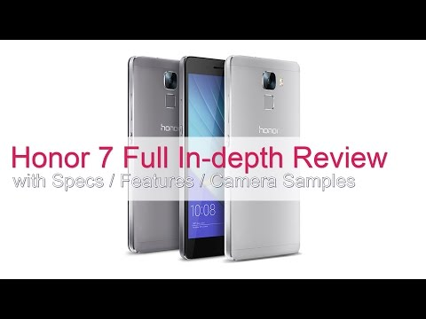 Honor 7 Full In-depth Review