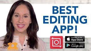 InShot App Review [BEST VIDEO EDITING APP?]
