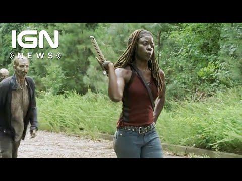 Sheri Van Dyke - Michonne Leaving The Walking Dead In Season 10?
