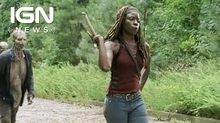 Michonne Actor Danai Gurira to Exit The Walking Dead - IGN News