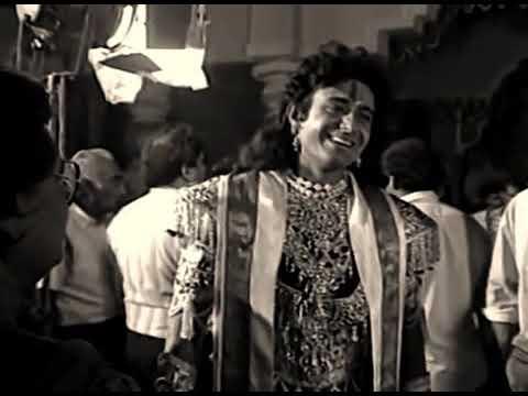 Mahabharat last day shoot crying emotional scene   feat. Mukesh Khanna   Nitish Bhardwaj  