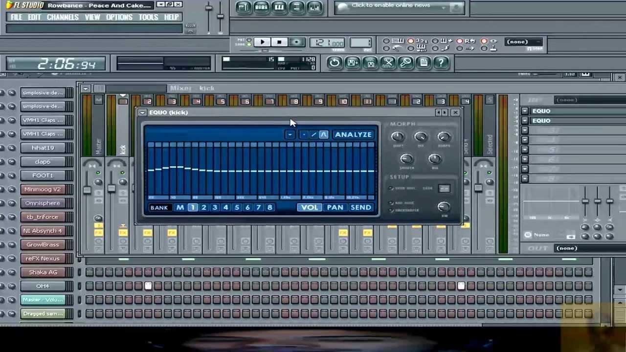 Deep house producing tutorial tips fl studio youtube for Old deep house tracks