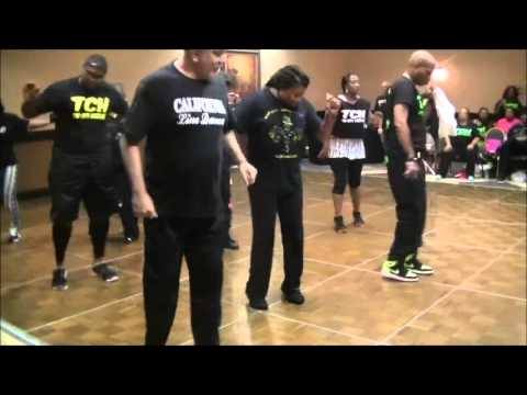 BRING IT BACK LINE DANCE ~ WANDA MACK ~ TCH Holiday SWAGG 2015