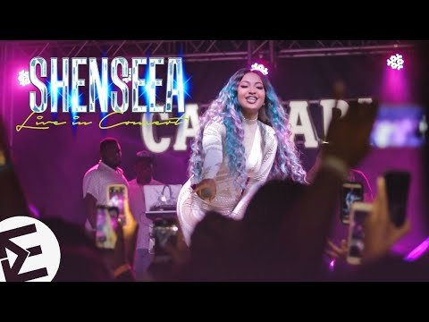 Shenseea First Time in Belize (Full Performance) Dec 2017