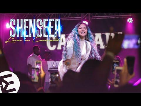 Shenseea Live in Belize Dec. 2017