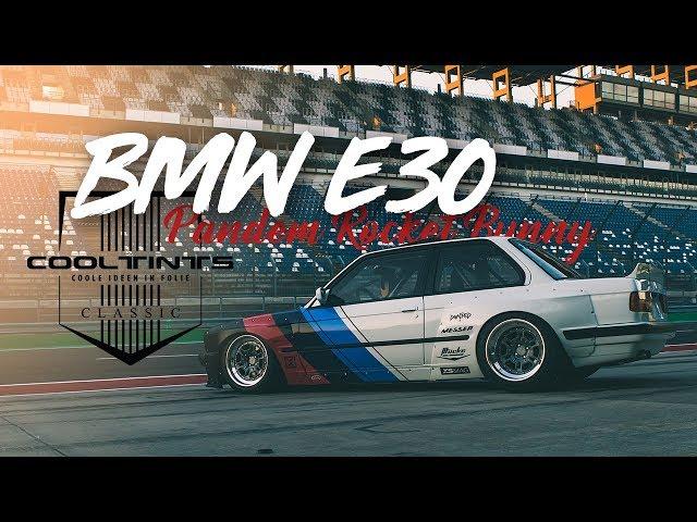 BMW E30 Pandem Rocket Bunny by cool-tints.com | FSTGHLTN