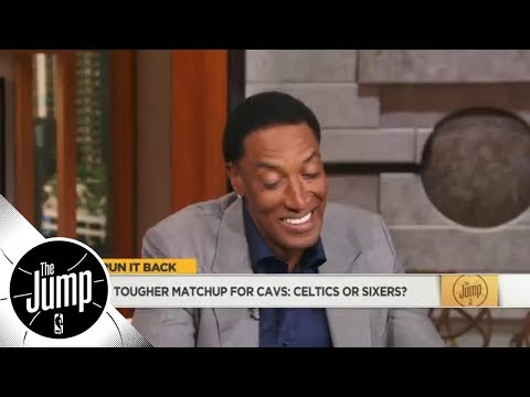 Scottie Pippen thinks Celtics could beat Cavaliers in Eastern Conference Finals | The Jump | ESPN