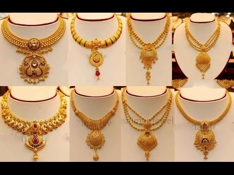 weight light gold in jewellery necklace joyallukkas joyalukkas weighted designs