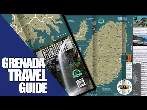 Grenada Travel Guide and Road Maps