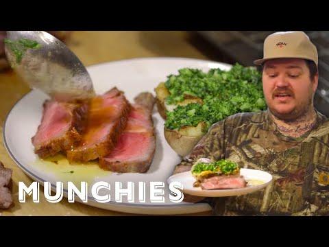 How To Make Steak & Potatoes With Matty Matheson