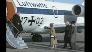Helmut Kohl :Unifier of Germany and Thatcher foe dies at 87