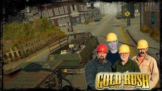 Gold Rush   Złoty Chłopak #2 Duża ilość złota z kilku wiaderek ;)