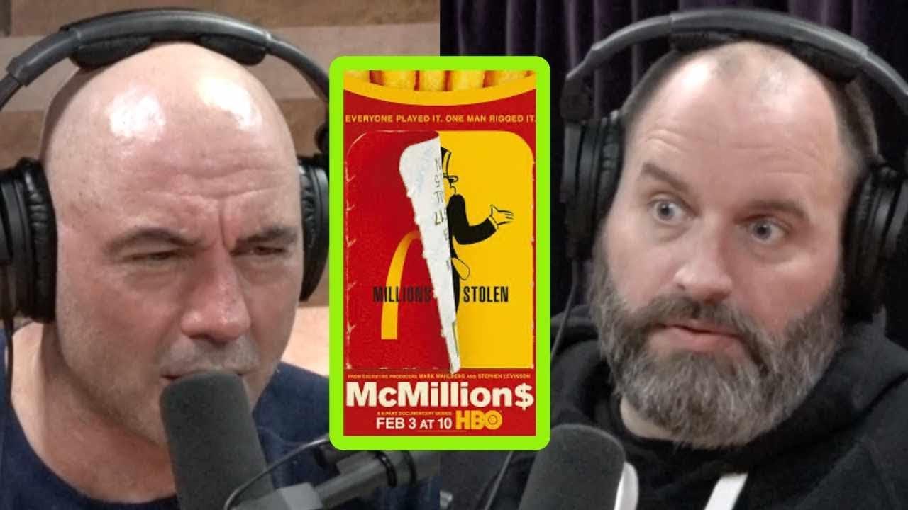 Download Tom Segura Tells Joe Rogan About the McMillions Scam