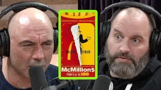 Tom Segura Tells Joe Rogan About the McMillions Scam