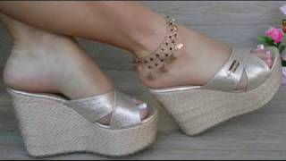 Sandalias Bonitas Para Mujer De Moda