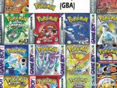 Descargar Pack De Juegos De Pokemon Para La Gameboy Advance