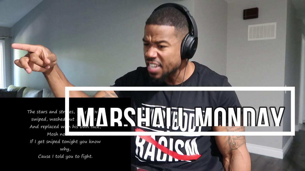 MARSHALL MONDAY - TEASER!