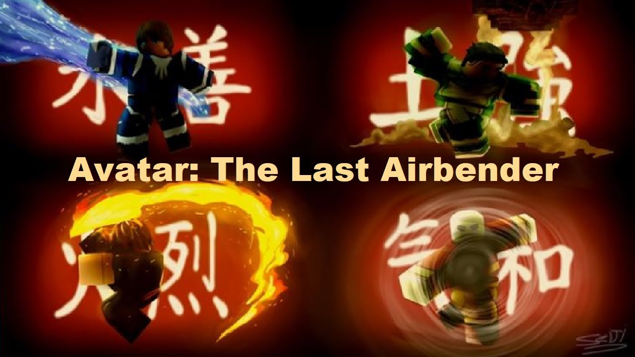Avatar The Last Airbender Roblox Best Fire Bender Youtube