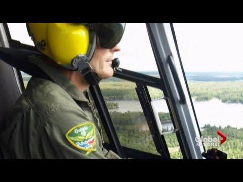 Fatal air ambulance crash