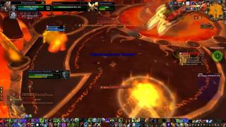 Ragnaros HEROIC solo - Someone got fired
