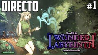 Vídeo Record of Lodoss War: Deedlit in Wonder Labyrinth