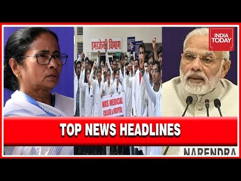 Top Headlines Of The Day   India Today   June 15, 2019