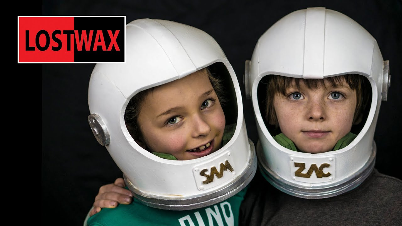 How To Make A Space Helmet, DIY Astronaut Halloween ...