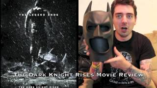 The Dark Knight Rises SPOILER FREE Movie Review!