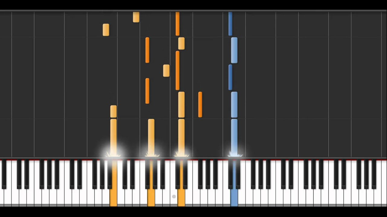 Open arms synthesia 50 speed youtube hexwebz Images